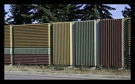 l rmschutz wandplatten sockelplatten schallabsorption schalld mmung beton beton. Black Bedroom Furniture Sets. Home Design Ideas